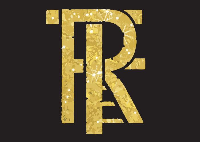 TREF Black Logo