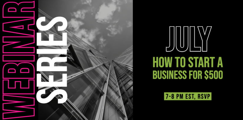 How to Start a Business Webinar Event Brite