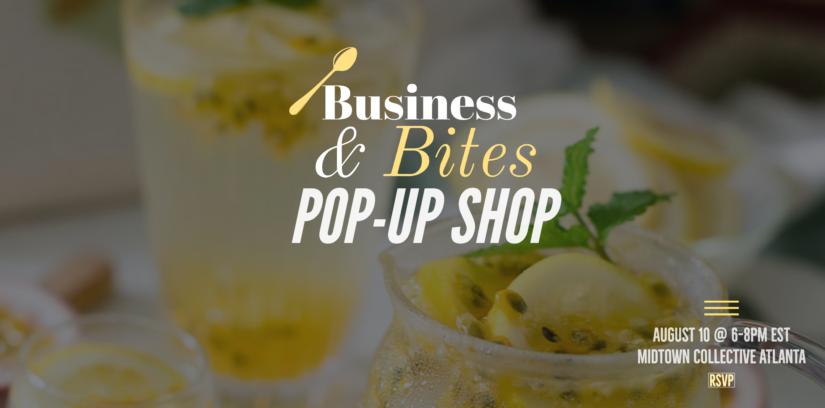 Business and Bites Eventbrite 3