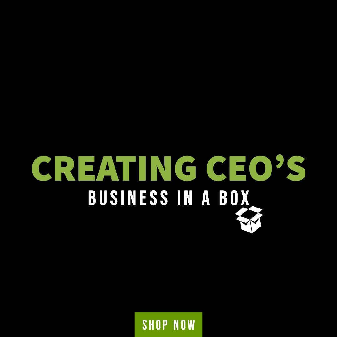 Creating CEOs